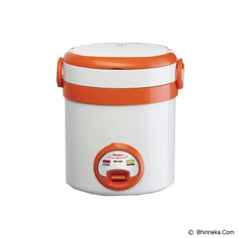 Daftar Rice Cooker Maspion jual rice cooker maspion rice cooker mini travel 029 harga murah awet tahan lama