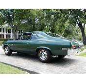 1970 Chevrolet Nova SS L78 Happy Days Dream Cars