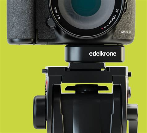Edelkrone Quickrelease One Universal Release System edelkrone quickreleaseone claims to be the world s universal release the