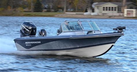warrior boats dealers warrior v203 dc fishing boat anchor marine 2015 inc