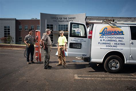 Plumbing Gainesville Ga by Commercial Hvac Projects Lawson Air Conditioning And