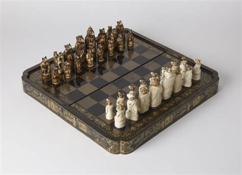 beautiful chess sets from ceramic sea creatures to bauhaus blocks a compendium
