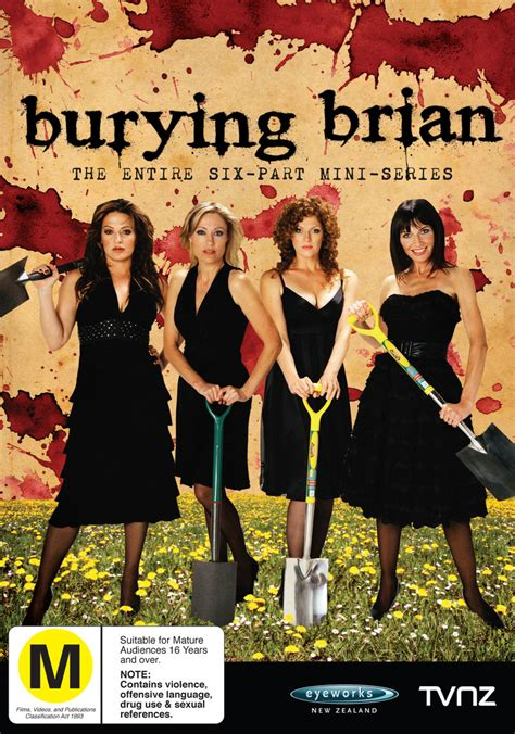 Burying Brian Series 1 Image At Mighty Ape Nz