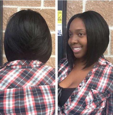 layered long bob hairstyles for black women 20 cute bob hairstyles for black women short hairstyles