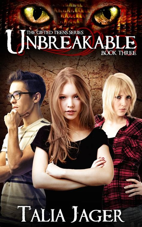 unbreakable books unbreakable book three of the gifted series by