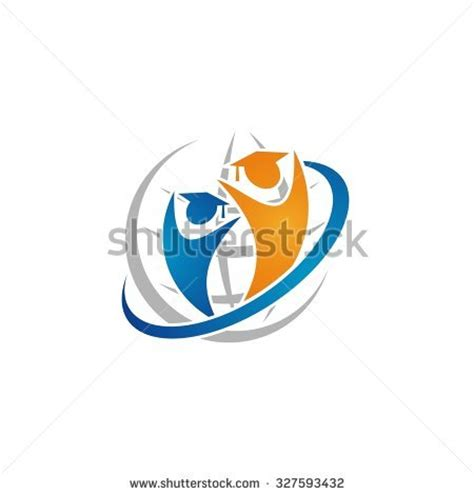 logo design sles for education education logo stock images royalty free images vectors