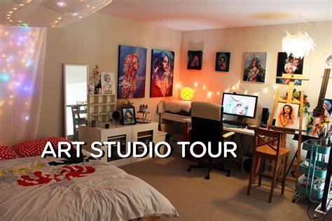 nj home design studio room tour art studio youtube