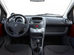 Peugeot 107 Interior Photo Peugeot 107 Interior Design