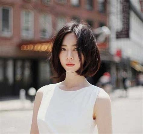 Bob Haircuts Korean | 10 best korean bob hairstyle bob hairstyles 2017 short