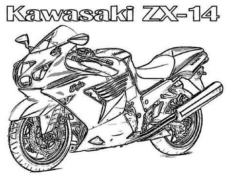 kawasaki ninja coloring pages 11 images of kawasaki ninja coloring pages printable