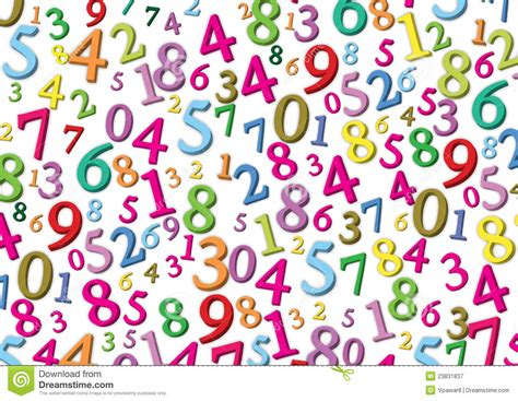 background design numbers numbers background royalty free stock photography image