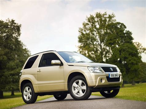 Suzuki 3 Door Car Pictures Suzuki Grand Vitara 3 Door 2009