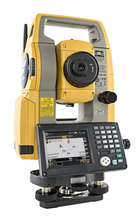 Total Station Topcon Gts 255n Baru total station os series 4s store surveying testing