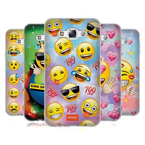 samsung emoji official emoji smileys soft gel for samsung phones 3 ebay