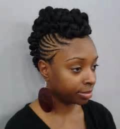 Short hairstyles black women braid hairstyles black women