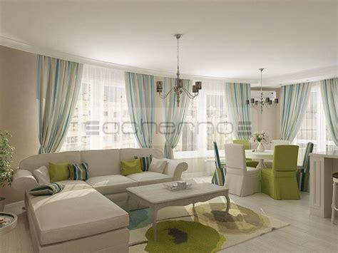 wohnung wohnzimmer designs acherno cleverer mix aus farben und stilen