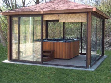gazebo chiusi oltre 25 fantastiche idee su copertura per veranda su