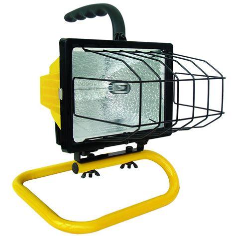 what lights work with home voltec 500 watt halogen portable work light 08 00209 the