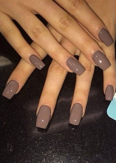 Nails And by Best 25 Fall Nail Colors Ideas On Fall Nail