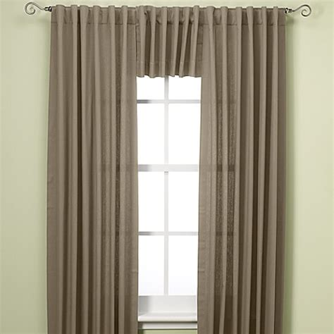 thermal curtains bed bath and beyond henley room darkening thermal lined rod pocket back tab