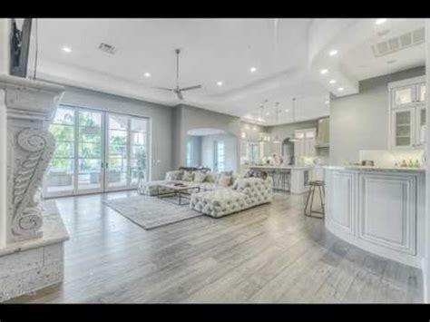 grey wood floors modern interior design youtube