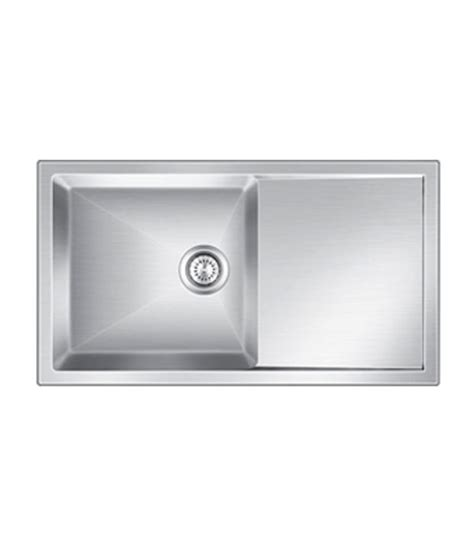 Buy Nirali Kitchen Sink Single Bowl Eva Satin Online At Nirali Kitchen Sinks