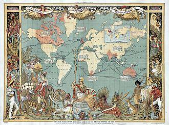 el imperio brit 225 nico durante la era victoriana imperio brit 225 nico wikipedia la enciclopedia libre