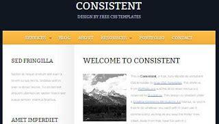 Html Css Template Free Web Templates Web Design Tutorials Freecsstemplates Org Templates