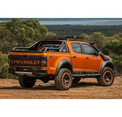 Chevrolet Colorado Xtreme  GearMoose