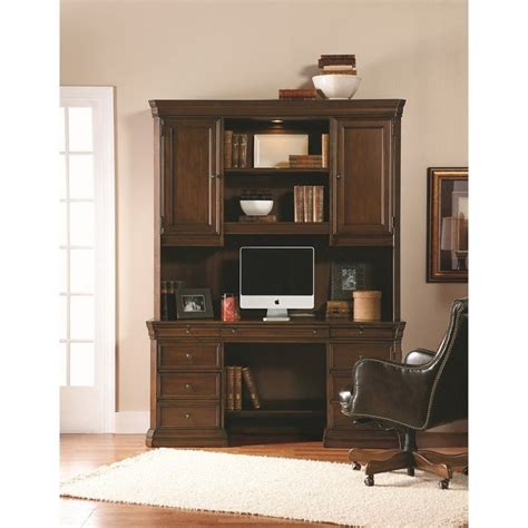 Hooker Furniture Cherry Creek Computer Desk With Hutch In Cherry Computer Desk With Hutch