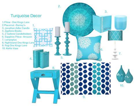 turquoise home decor accents бирюзовое вдохновение