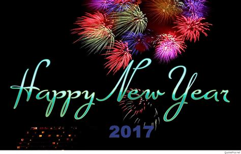 happy new year wallpapers 2017 quotespics