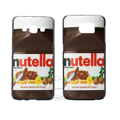 samsung galaxy s5 mini cases mobile fun limited aliexpress com buy nutella design smooth hardened