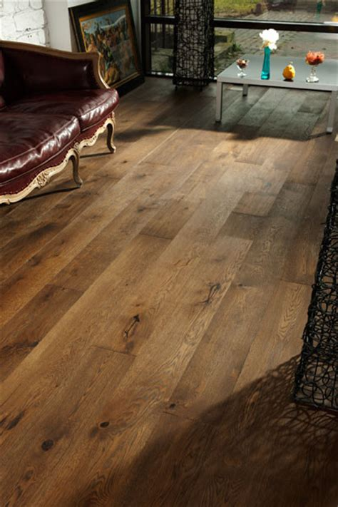 Hardwood Flooring Wide Plank Oak Venice Wide Plank Hardwood Flooring Traditional Hardwood Flooring Toronto By