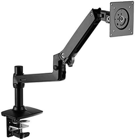 Amazonbasics Single Monitor Display Mounting Arm by Amazonbasics Premium Single Monitor Stand Lift Engine Arm Mount Aluminum Buy In Ksa