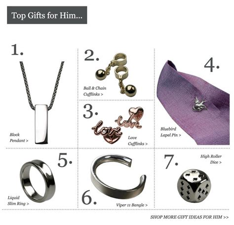 valentine s day jewellery gift ideas for him her