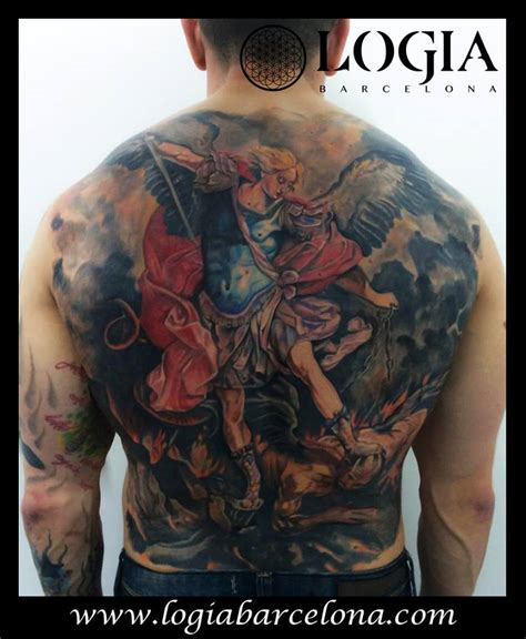 imagenes tatuajes espalda tatuajes en la espalda logia tattoo