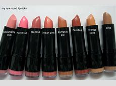 NYX Round Lipstick in Circe #522 reviews, photos - Makeupalley Nyx Strawberry Milk Lipstick