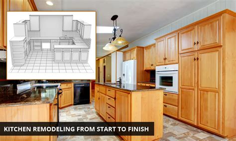Kitchen Remodeling From Start To Finish Kitchen Solvers When Remodeling A Kitchen Where To Start