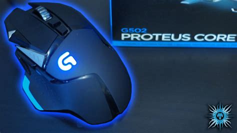 Mouse Logitech Gaming G502 Diskon logitech g502 proteus tunable gaming mouse review