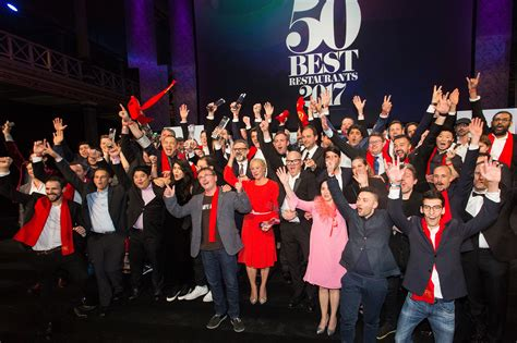 The World S Best world s 50 best restaurants 2017 awards the greatest food
