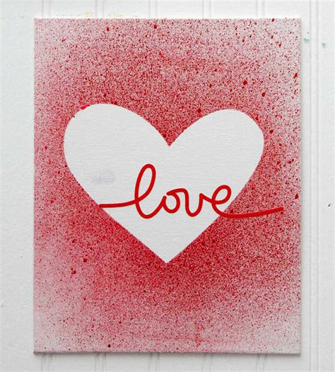 valentines day painting silhouette valentines day card pictures photos and