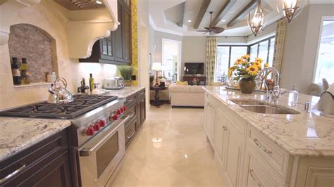 Ranch House Designs by Florida Luxury Homes The Barbados Ii In Highfield Youtube