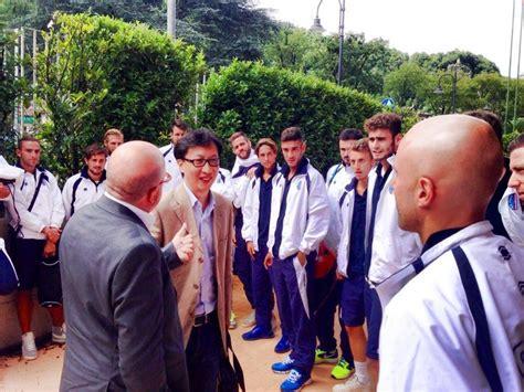 pavia calcio news xiadong zhu ecco il nuovo patron pavia quot squadra in