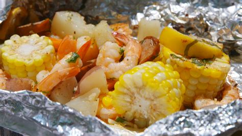 best grilled shrimp foil packets recipe how to make