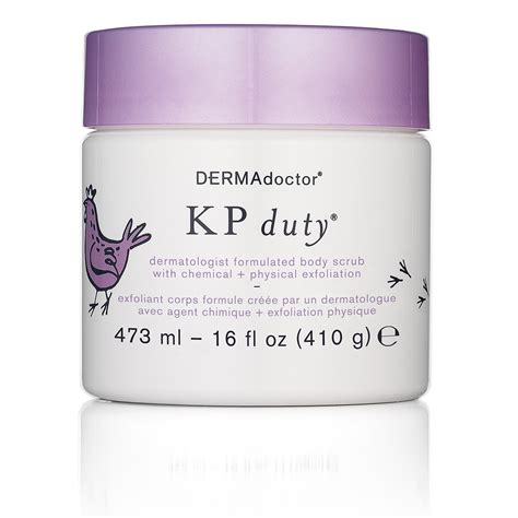 Dermadoctor Physical Chemistry by Kp Duty Dermatologist Formulated Scrub With Chemical
