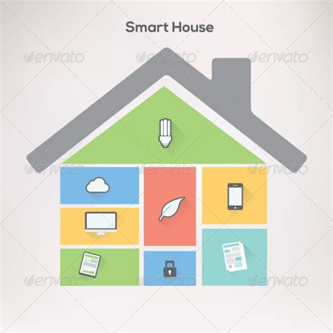 smart house design smart house by hirsdesign graphicriver
