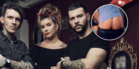 tattoo fixers vote leave tattoo fixers stand up to cancer 2017 1000 geometric
