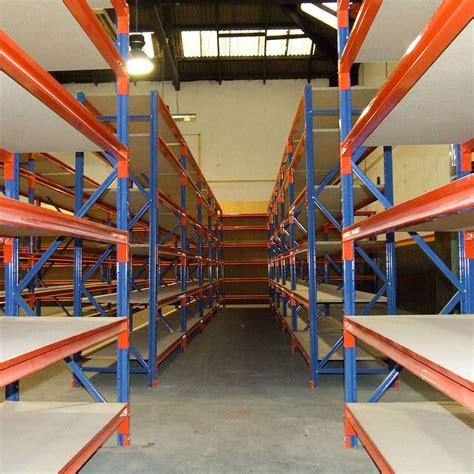 stop shelving industrial shelving racking solution