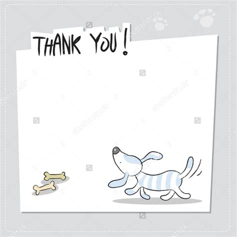 11 Funny Thank You Cards Free Eps Psd Format Download Free Premium Templates Thank You Card Template For
